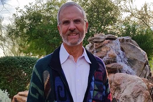 Pastor Steve Holm