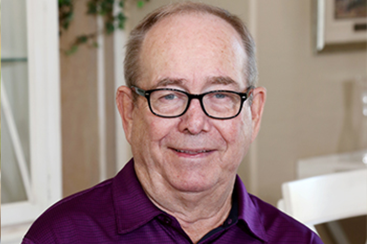 Robert Duea, former Spirit in the Desert board member