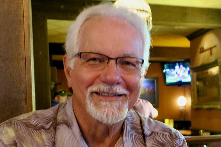 Gordon Peterson is leader of the Family Systems + Critical Thinking Retreat at Spirit in the Desert